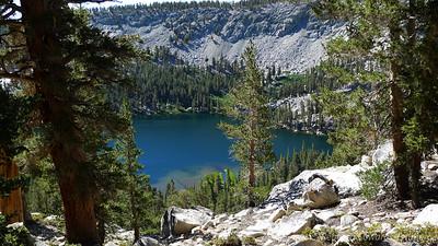 Lower big Five Lakes