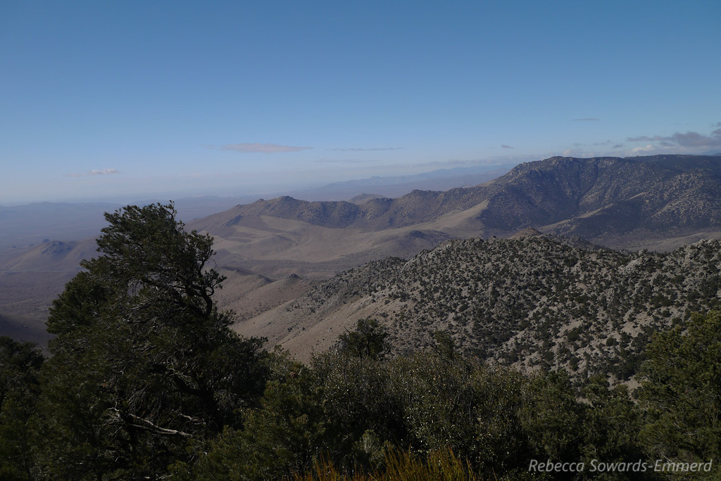 Morris Summit view