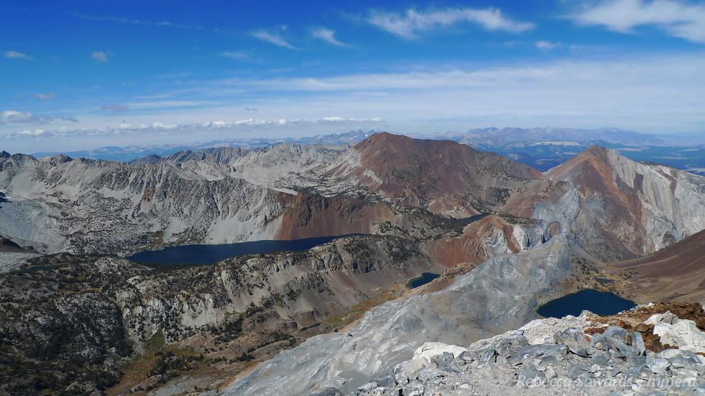 Summit pan - north