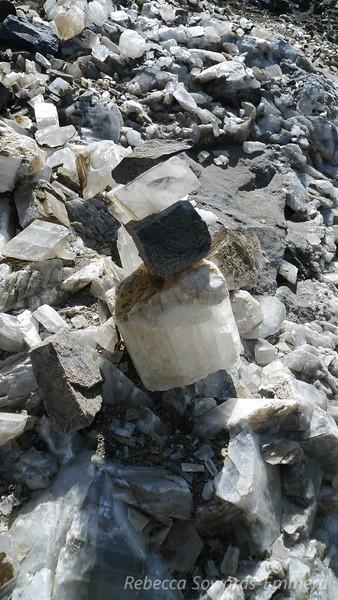 Calcite Cairn