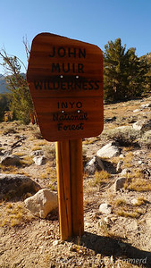 John Muir Wilderness, we meet again.