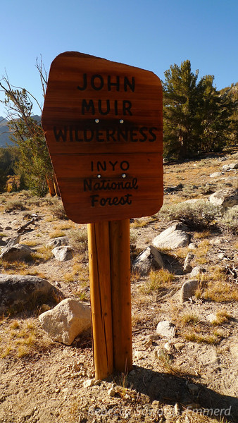 John Muir Wilderness, we meet again.