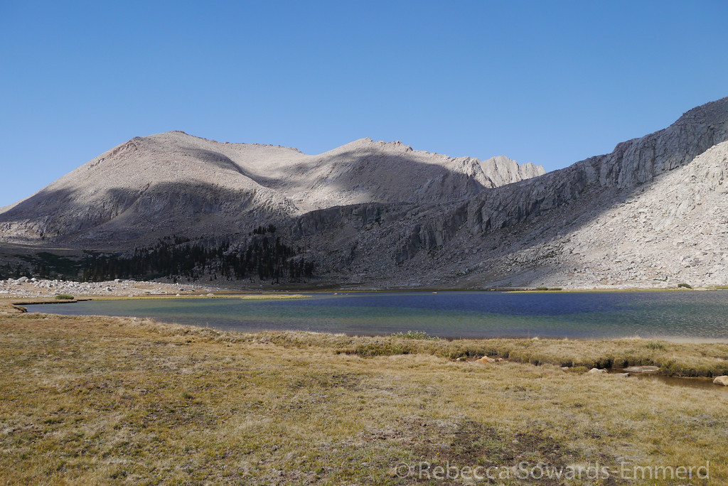Our peaceful lake.