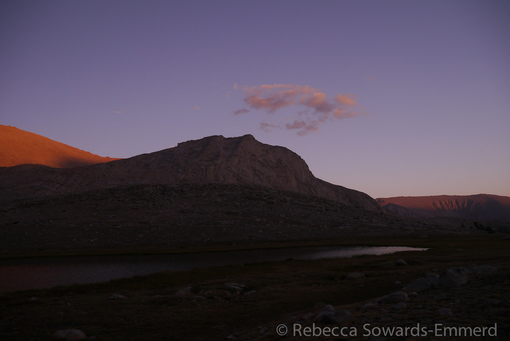 Goodnight Wright Lakes basin!