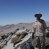 David on the summit