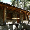 Lon Chaney's cabin