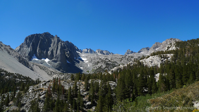 Temple Crag and the Palisade Crest
