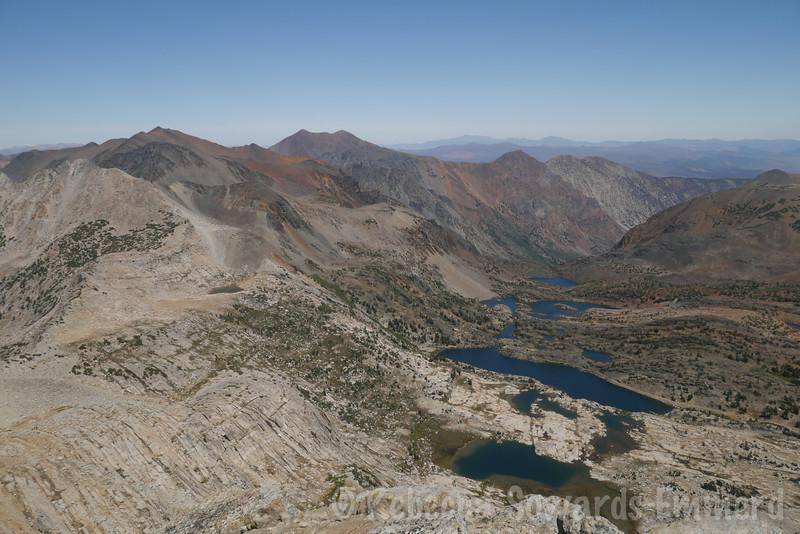 20 Lakes Basin and Lundy Canyon