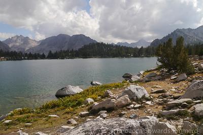 Bullfrog Lake.