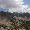 View from Kearsarge Pass