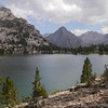 Bullfrog Lake and East Vidette