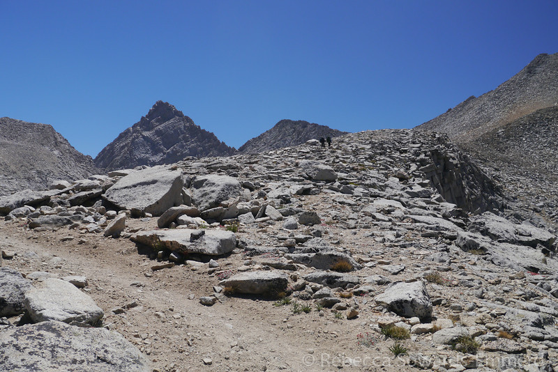 Junction Peak and trail.