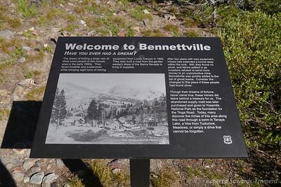 Story of Bennetville.