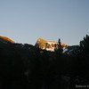 Mt Dana from camp on Saturday night.