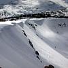Cornices from Ralston Peak