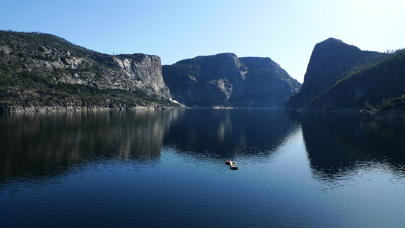 Hetch Hetchy - this would be the second Yosemite Valley had it not been turned into a reservoir.