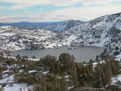 Lake Winnemucca closeup