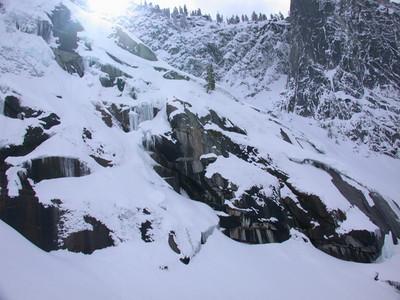 Near Tokopah Falls