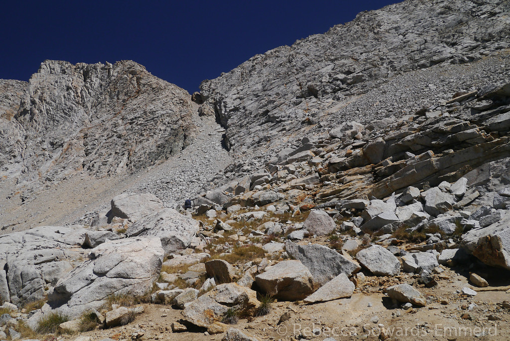 Kearsarge Pass is up there.
