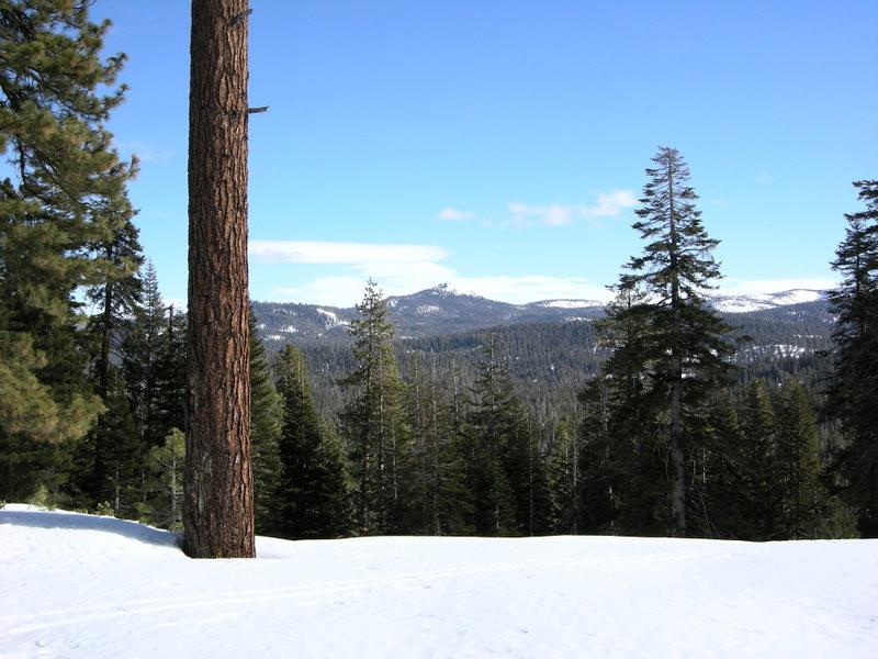 Kaiser peak (?)