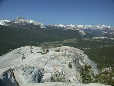 Tuolumne from Lembert Dome