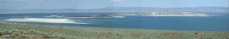 Mono Lake from Black Point