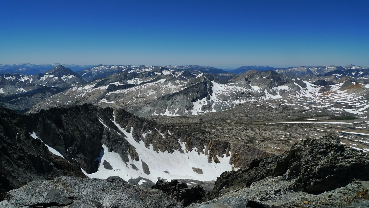 View to the West (Upper Basin)