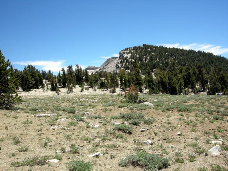 The barren Pass