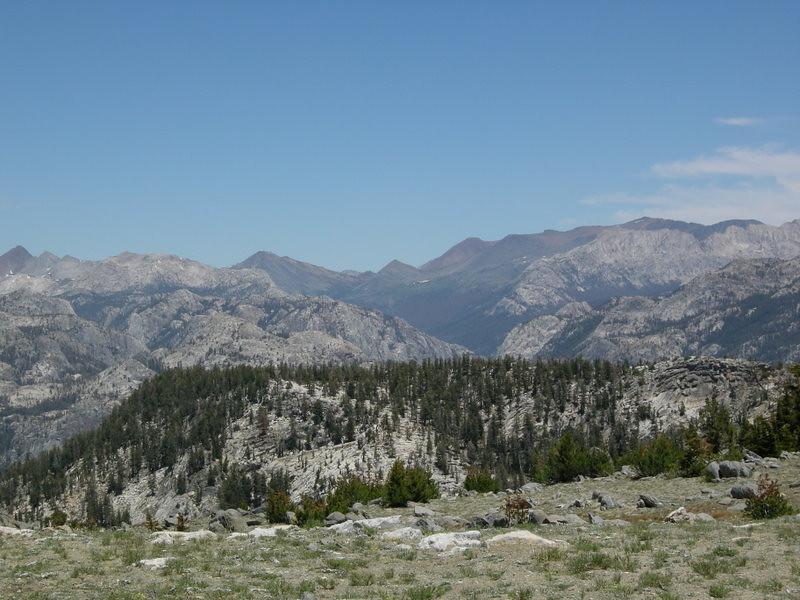 Ten lakes Pass