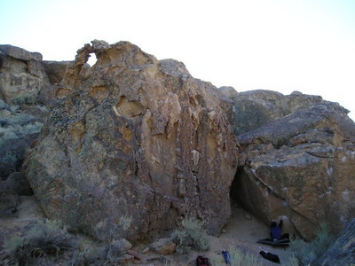 Sad Boulders