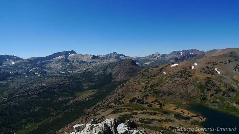 Northern Yosemite and Conness