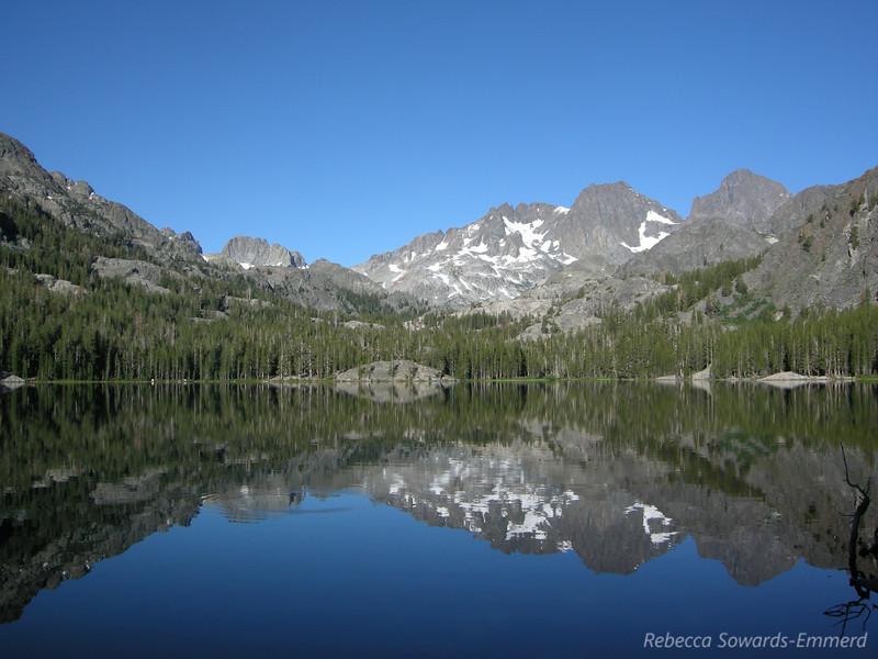 Reflection at Shadow Lake