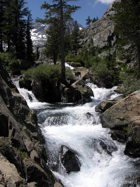 Along Shadow Creek.