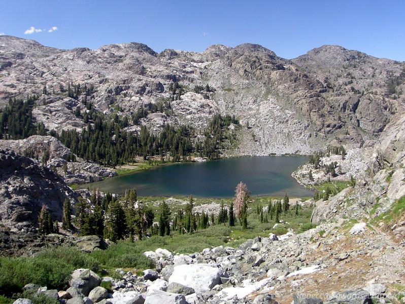 Lake Ediza