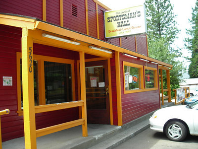 Lunch stop  Good food at a good price - a great stop along highway 50!