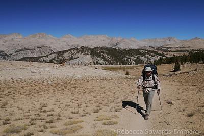 David in Bighorn Plateau.