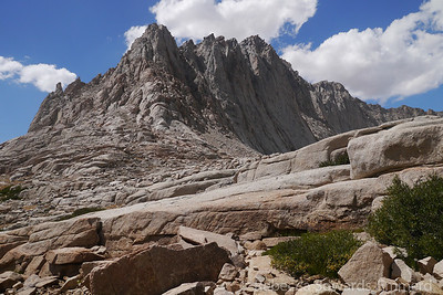 Unnamed peak (sometimes called Tyndall Southwest)