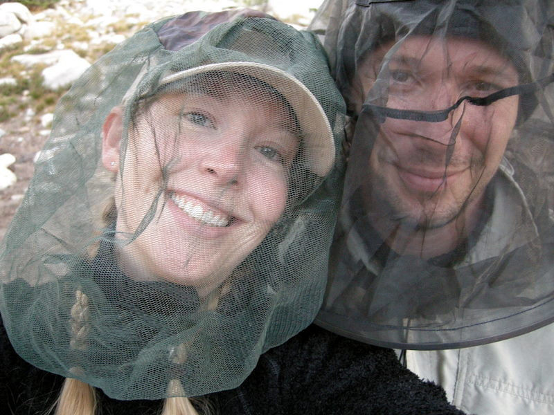Mosquito Nets<br /> <br /> An essential piece of gear this year