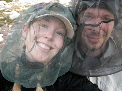 Mosquito Nets  An essential piece of gear this year