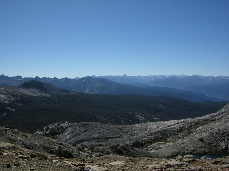 The High Sierra<br /> <br /> My favorite place to be