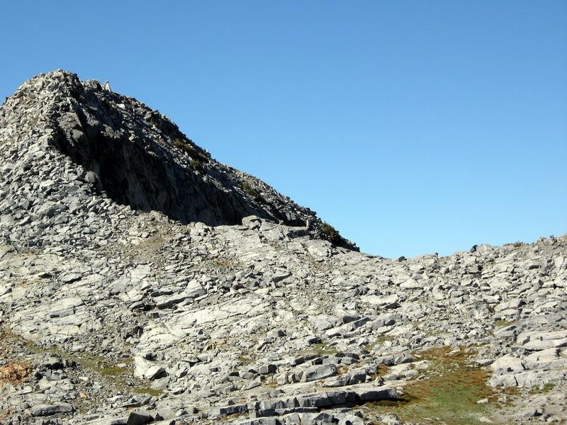 Post Peak Pass and Post Peak