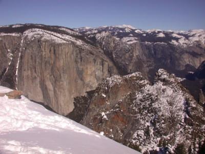 At the Point - El Capitan