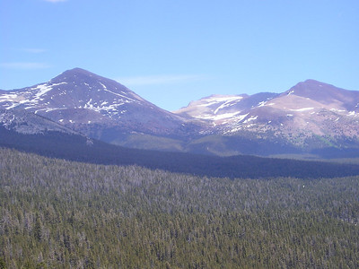 View from Lembert Dome