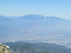 """San Gorgonio Mountain """"Old Greyback"""" in the distance."""