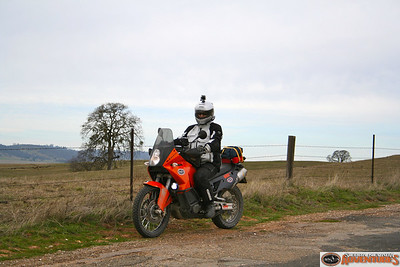 Knights Ferry research ride