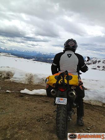 SNA Marks yellowstone adventure2013