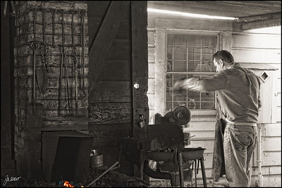 Blacksmiths and Museums