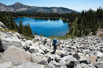 sierra-mountains-lake-backpacker