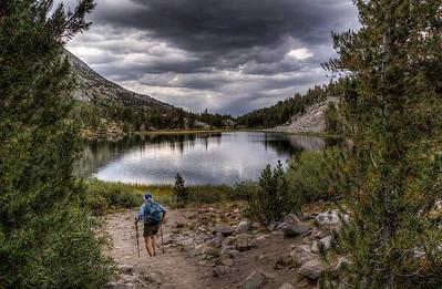 mountains-hiker-lake-34