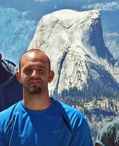 Guide Kyle. Loves doing Half Dome. Taken on Clouds Rest on the Half Dome Trip.